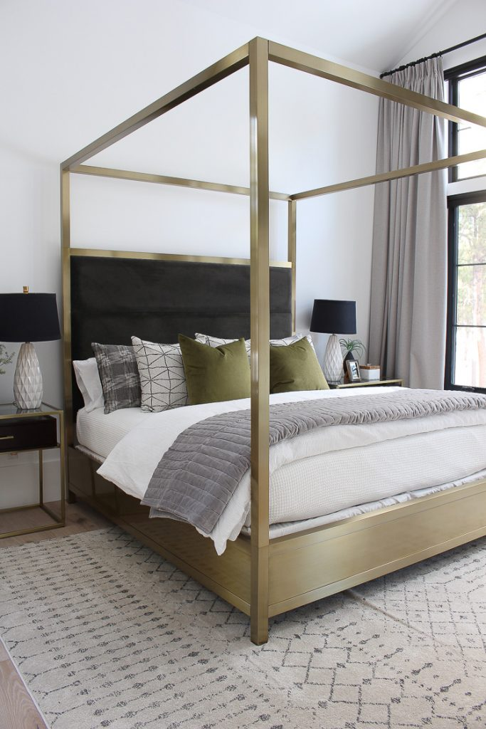 The Forest Modern: Master Bedroom Reveal – Explore Home