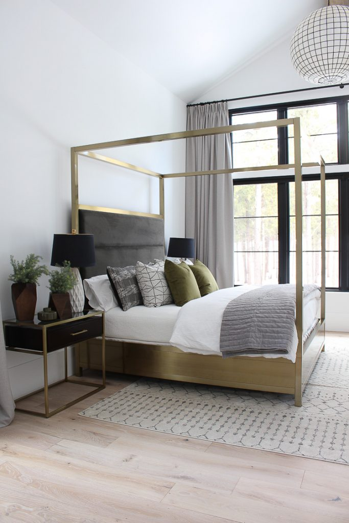 The Forest Modern Master Bedroom Reveal Explore Home