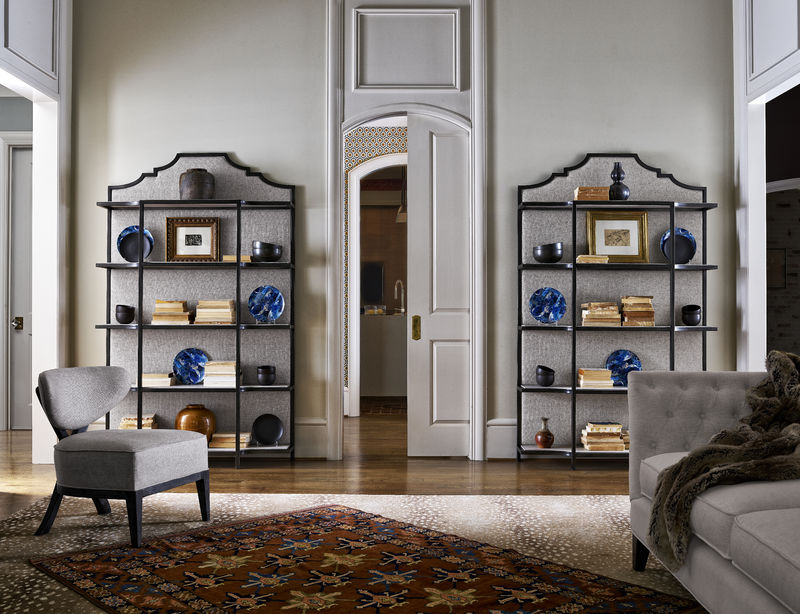 Image of an etagere